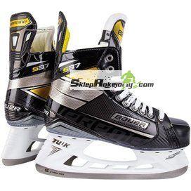 Łyżwy hokejowe Bauer Supreme S37 Senior