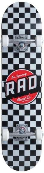 RAD Checkers Deskorolka Kompletna